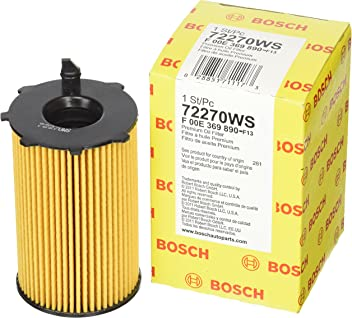 Bosch 72137WS F00E369841 Workshop Engine Oil Filter