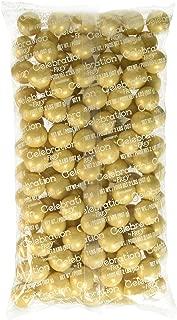 Sweetworks Shimmer Gold Gumballs, 2.0 Pound