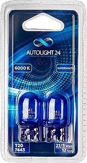 Suchergebnis Auf Für 12v 21w Glassockel T20 Auto Motorrad