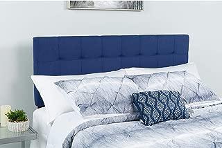 Best blue fabric headboard Reviews