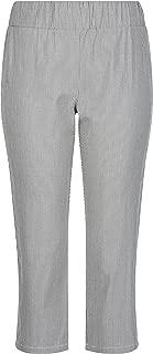 W.Lane Stripe Crop Pant - Womens