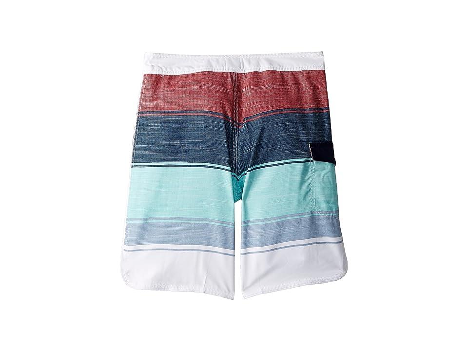 Rip Curl Kids All Time Boardshorts (Big Kids) (Teal) Boy's Swimwear, Blue