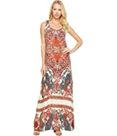 Karen Kane - Side Slit Maxi Dress