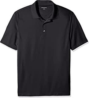 Amazon Essentials Men's Regular-fit Quick-Dry Golf Polo