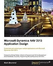 microsoft dynamics nav 2013 books