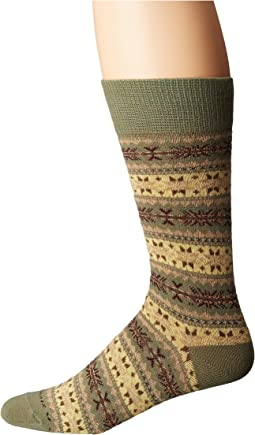 Polo Ralph Lauren - Single Lambswool Fair Isle Wool