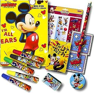 mickey mouse bundle set