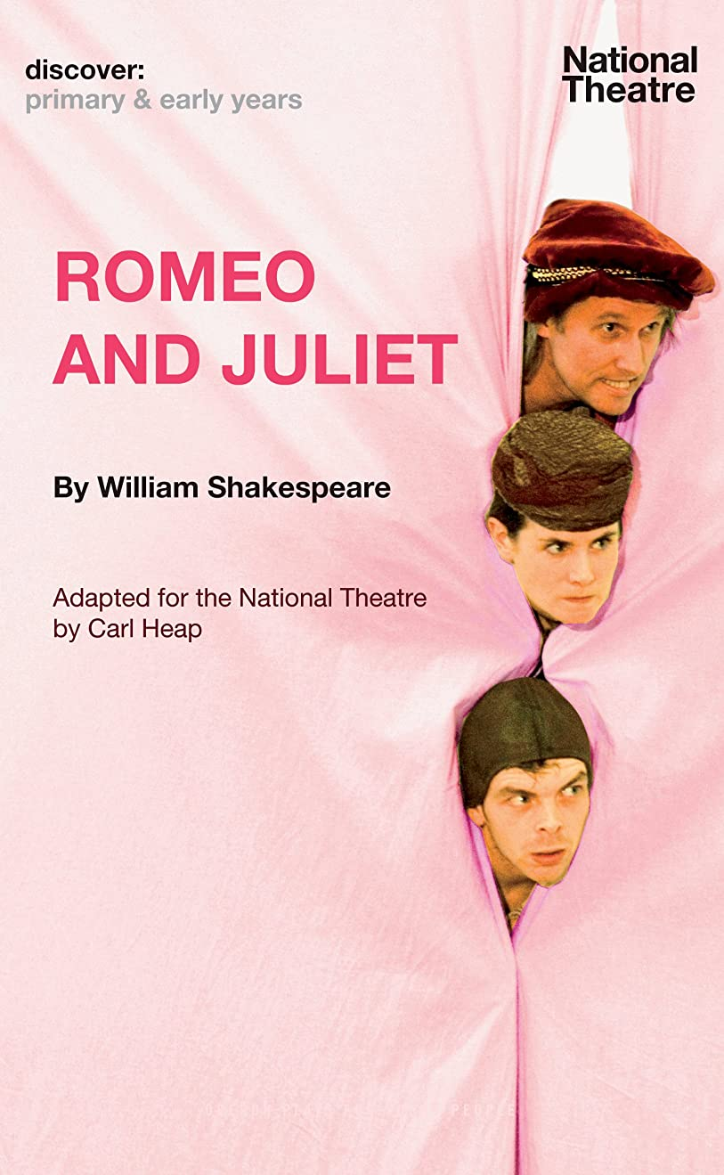 バージンメーターアナウンサーRomeo and Juliet (Discover Primary & Early Years) (English Edition)