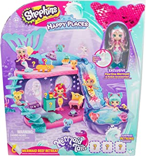 Happy Places S6 Mermaid Playset-Reef Retreat