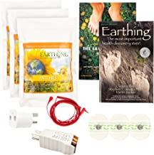 The Original Grounding Patches by Earthing to Improve Sleep, Inflammation, and Anxiety (90 Count)