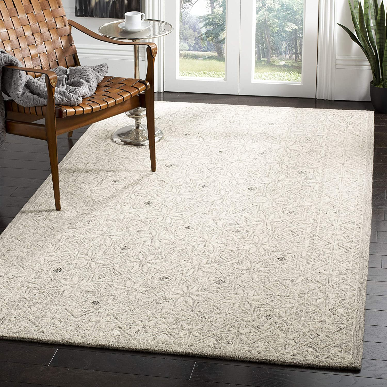 Safavieh Micro-Loop Free shipping Mesa Mall Collection MLP802G Are Handmade Premium Wool