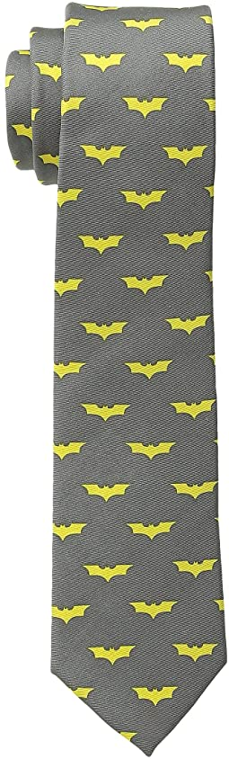 Cufflinks Inc. Dark Knight Batman Silk Tie (Toddler/Little Kid/Big Kid)