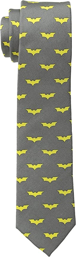 Cufflinks Inc. - Dark Knight Batman Silk Tie (Toddler/Little Kid/Big Kid)