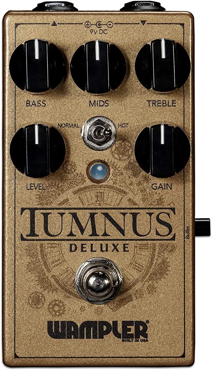 Wampler Tumnus Deluxe Overdrive & Boost