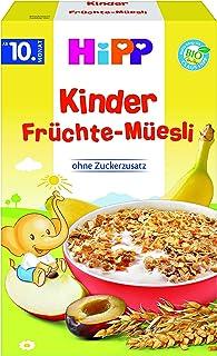 HiPP Bio-Kinder Früchte-Müesli, 6er Pack (6 x 200 g)