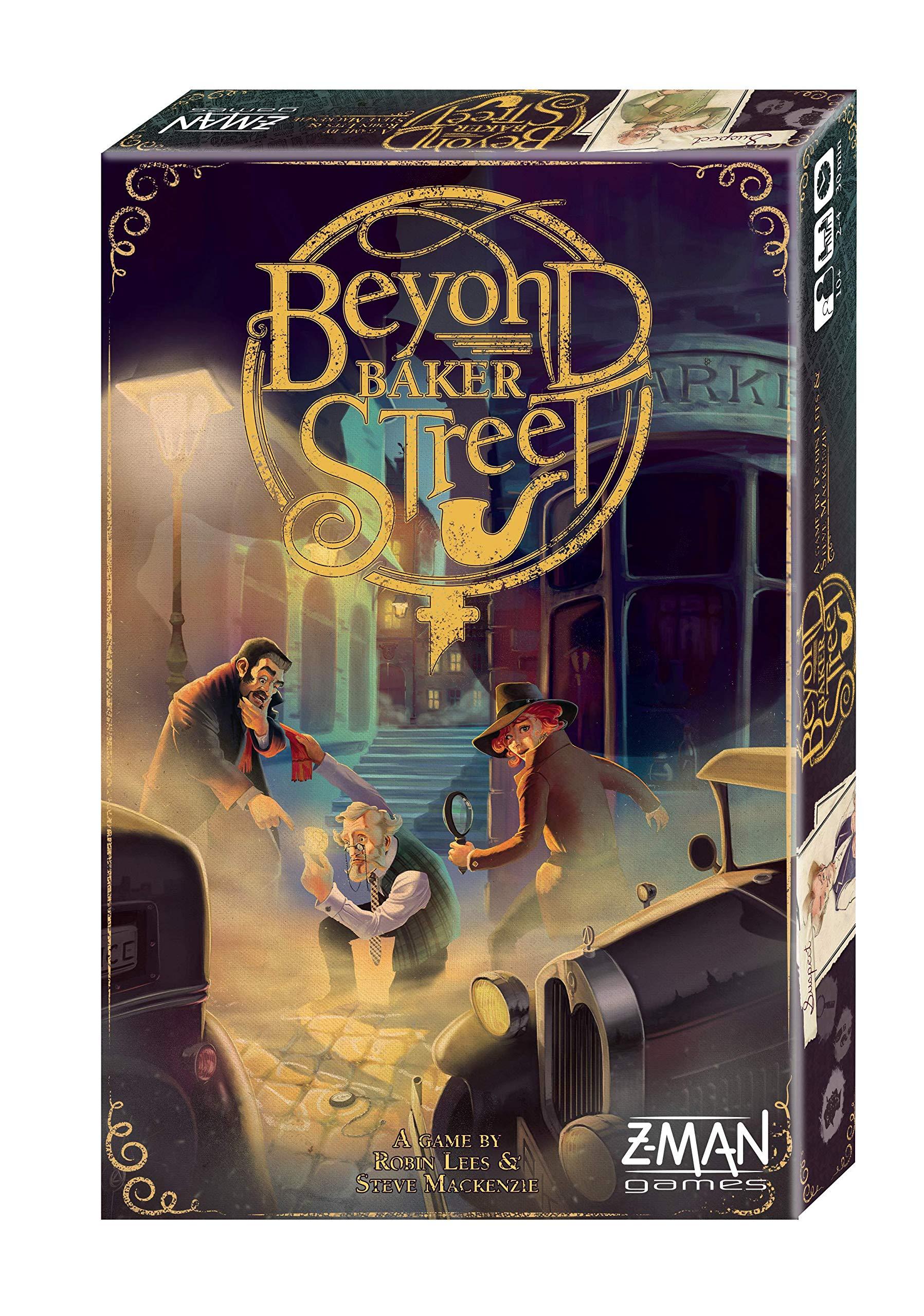 Beyond Baker Street: Amazon.es: Juguetes y juegos