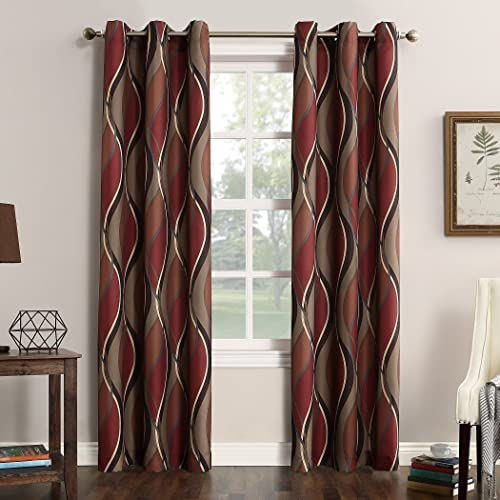 Casual Dining Room Curtains Amazon Com