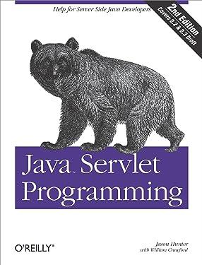 Java Servlet Programming: Help for Server Side Java Developers (Java Series)