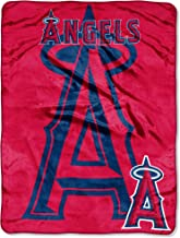 Officially Licensed MLB Triple Play Mirco Raschel Throw Blanket, Soft & Cozy, Washable, Throws & Bedding, 46
