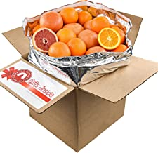 Gourmet Fruit Gift Pack, (20lbs) Mixed Citrus Box with Oranges and Grapefruit (30 pieces)