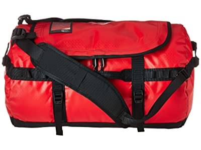 The North Face Base Camp Duffel Small (TNF Red/TNF Black) Duffel Bags