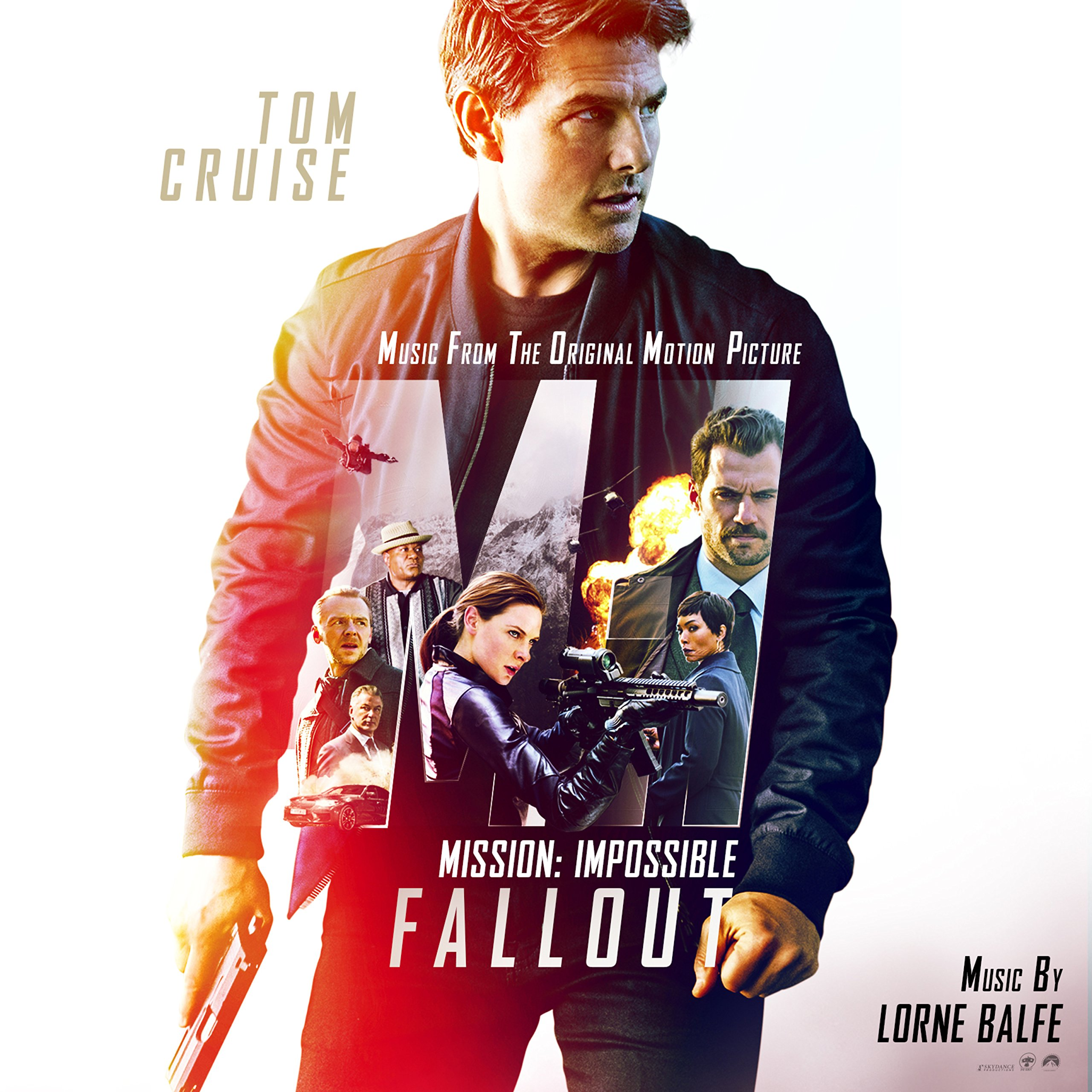 BALFE, LORNE - Mission: Impossible: Fallout (Music From the ...