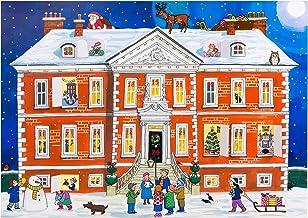Alison Gardiner tradicional Calendario de Adviento: Casa de Campo de Navidad