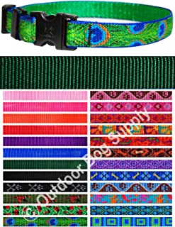 Lupine Pet Collar Replacement Dog Strap 3/4