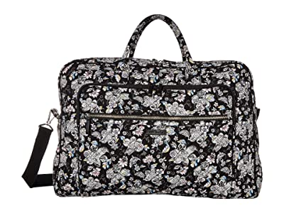 Vera Bradley Iconic Grand Weekender Travel Bag (Holland Garden) Weekender/Overnight Luggage