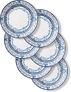 wedgewood blue and white plates