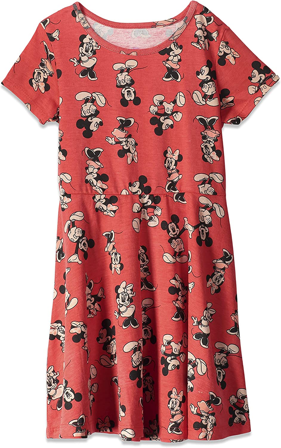 play dress for girls Minnie Mouse comfortable Minnie Mouse Dress 2 varieties modest