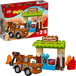 LEGO Duplo Disney Cars 3 - Mater´s Shed