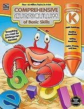 Comprehensive Curriculum of Basic Skills Workbook | Kindergarten, 544pgs