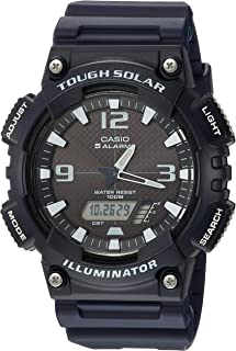 Casio Men's AQ-S810W-2A2VCF Tough Solar Analog-Digital...