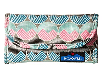 KAVU Big Spender (Horizon Dots) Wallet Handbags