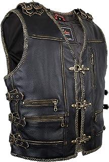 Textil Bike/ /Chaleco en Camuflaje Rocker Moto Chaleco Sotana