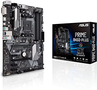 Asus Prime B450-PLUS AMD B450 Zócalo AM4 ATX
