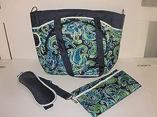 Longaberger Sisters Daydream Diaper Bag