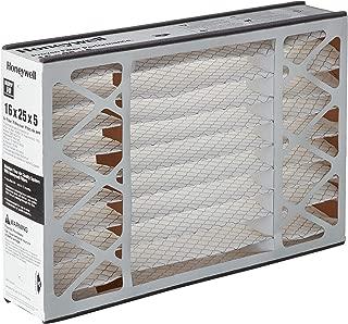MicroDefense by Honeywell CF508A1625 Honeywell Home Filter, 5 Inch, 16x25, Merv 10 MicroDefense, 16x25x5