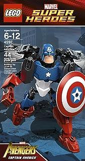 LEGO MARVEL CAPTAIN AMERICA AF SET (Net) (C: 1-1-2)