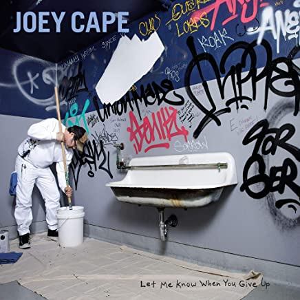 Joey Cape - Let Me Know When You Give Up (2019) LEAK ALBUM