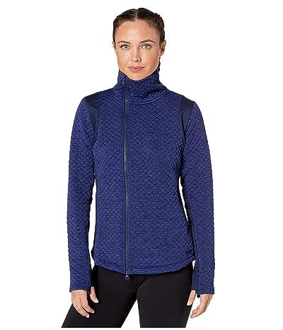 New Balance NB Heat Loft Jacket (Pigment Heather) Women