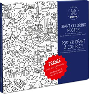 Coloriage Geant Licorne.Amazon Fr Coloriage Geant