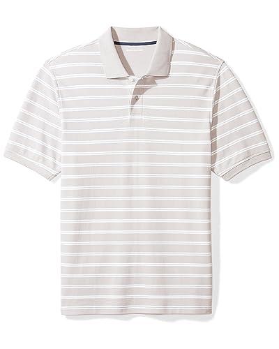 adb67ecb88 Men's Gray Striped Shirt: Amazon.com