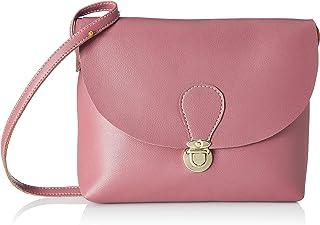 Envias Women's Sling Bag (EVS-030_Purple)