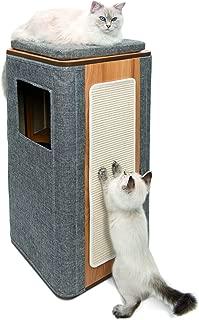 Vesper 52094 Cubo Tower (Stone) Cat Tree