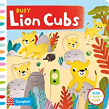 Busy Lion Cubs (Busy Books)