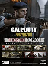 call of duty ww2 resistance