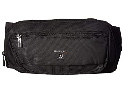 Hedgren Gag Waist Bag (Black) Bags
