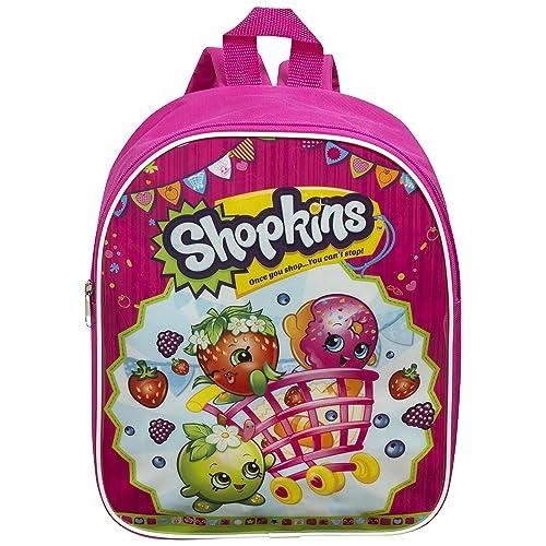 8e086c34f83 Shopkins School P.E Gym Back Pack   Rucksack Bag